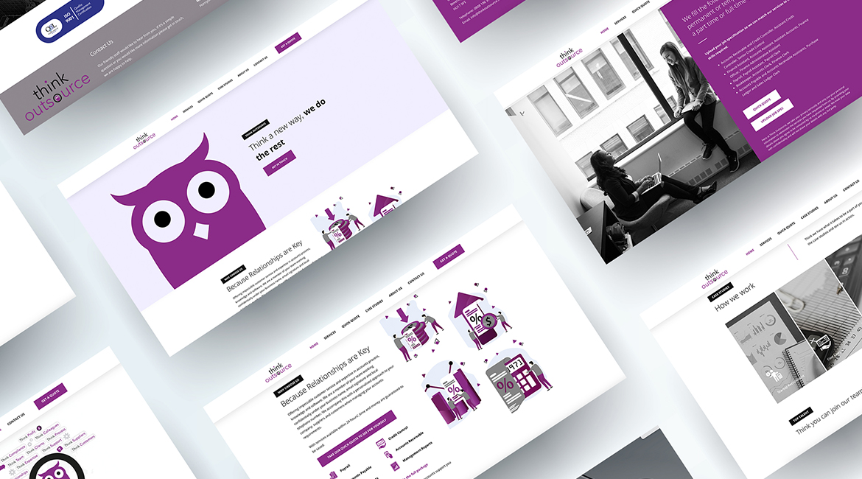 D.Morris Website Design & Graphic Design Project Malvern Worcestershire