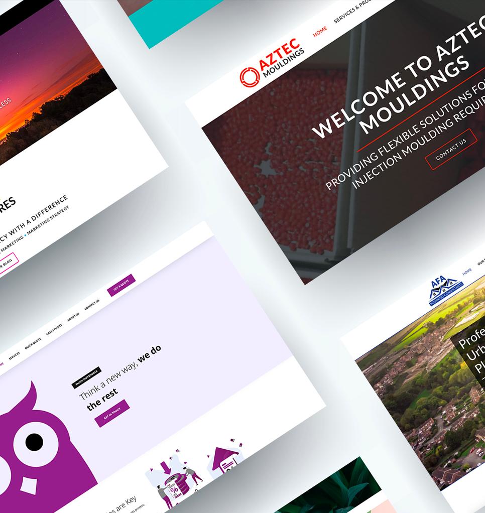 website design worcestershire