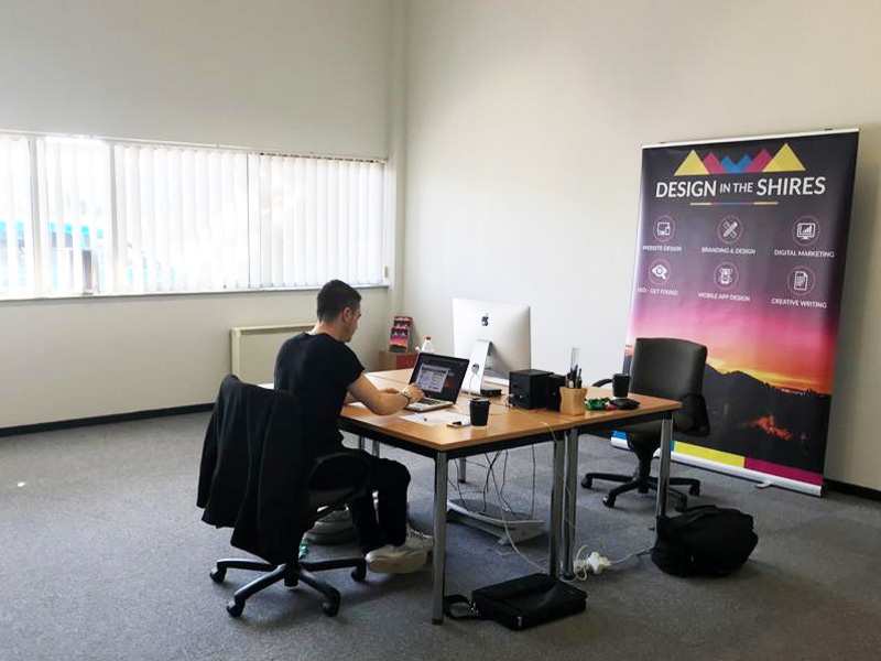 Website design & marketing agency based in Malvern near Worcester, Worcestershire.