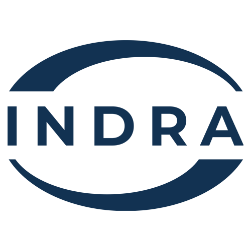Design in the Shires - Indra Logo