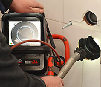 Riool-camera-inspectie