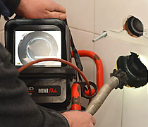 Camera inspectie riool
