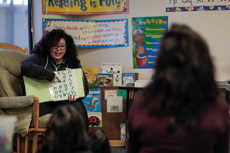 Wishbook 2018: YMCA program helps young children get ready for school