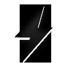 icon lightning bolt