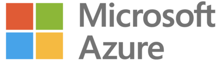 Azure hosting and active directory logo