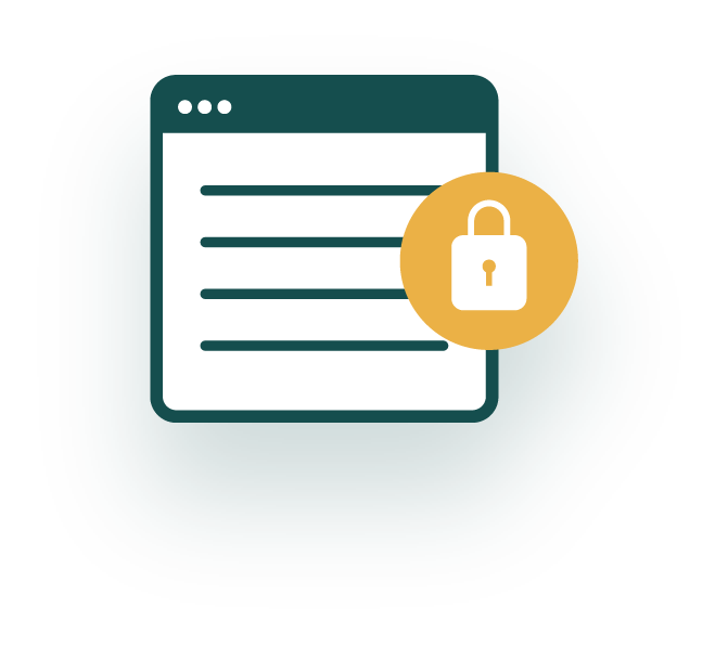 Application Security Icon