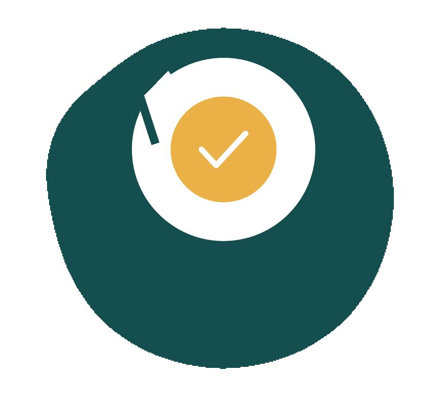 An availability icon signifying maximum uptime