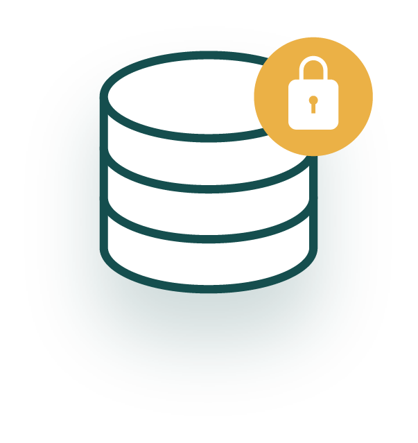 How we handle your data icon