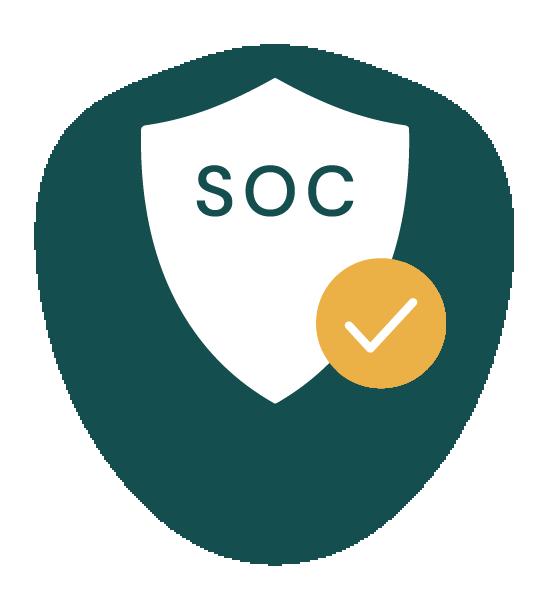 SOC 2 Type 2 Compliance Icon