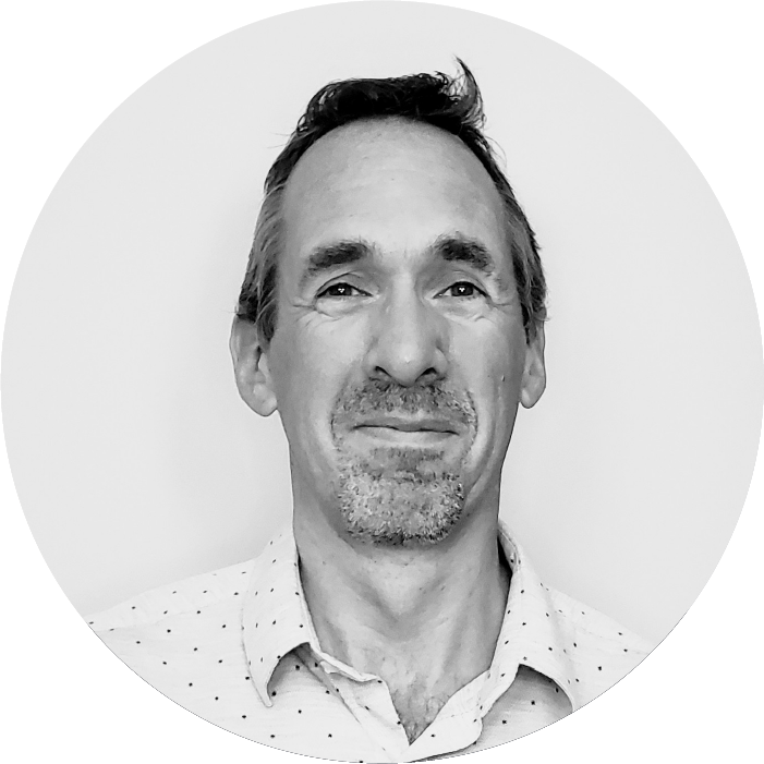 Headshot of Grant Wilson, Vice President & Co-Founder