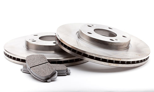BRAKE PADS & ROTORS REPAIR