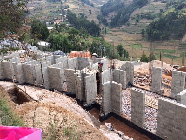 Juy 2018 Construction Continues