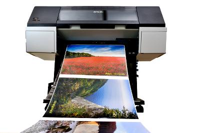 Fotodruck im FOTO-Atelier Wiesenberg