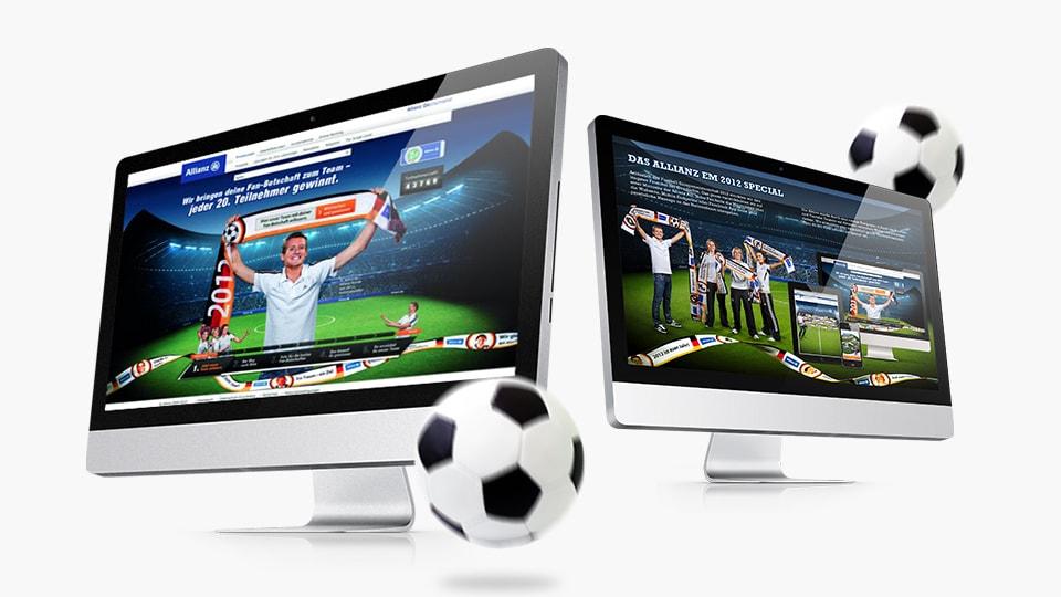 Allianz Fanschal 2012