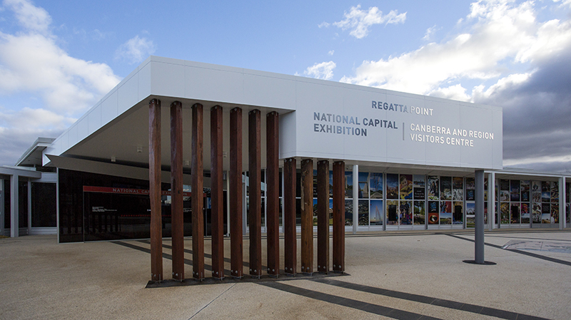National Capital Exhibition + Canberra & Region Visitor Centre