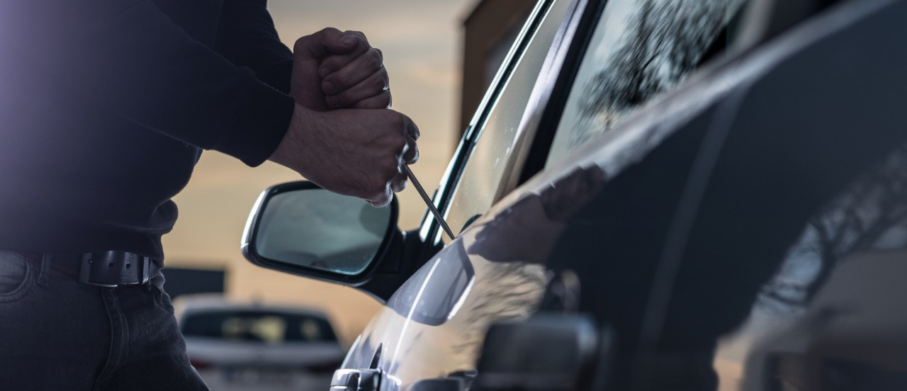 Car theft example