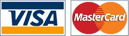 Matrix Visa Card and Mastercard Payment Icon