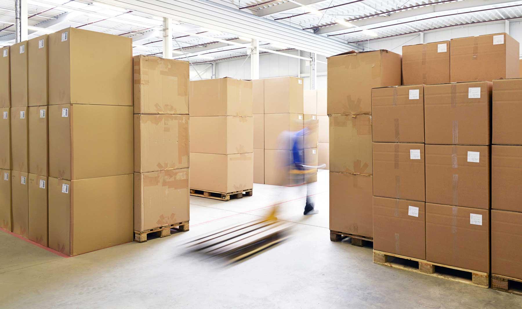 Matrix Removals Image of Self Storage in Surrey