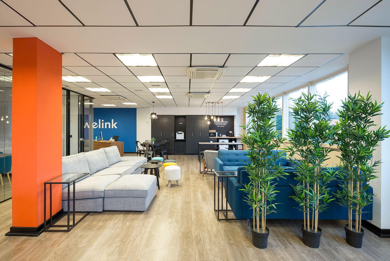 Alquilar oficina por horas en Bilbao