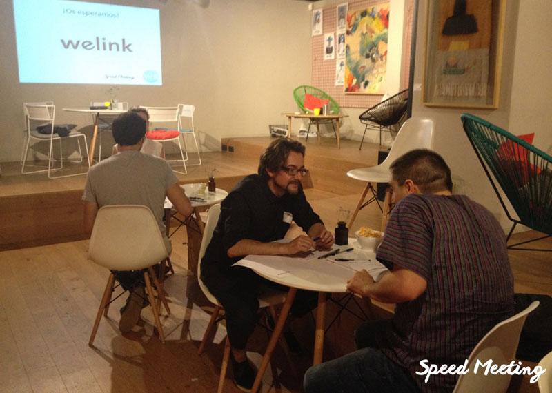 Speed Meeting se traslada a Welink | Welink Blog