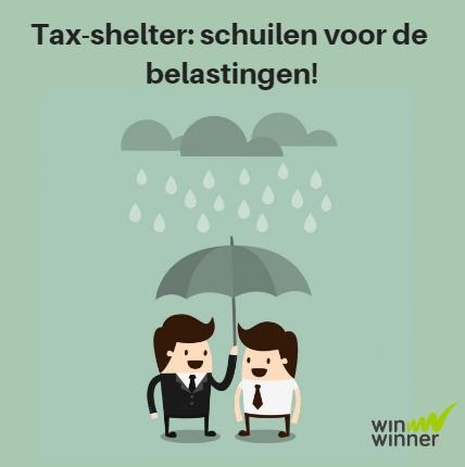 Taxsheltervoorstartendeondernemingen: schuilen voor de belastingen!