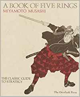 "Book Recommendation - ""Book of Five Rings"" by Miyamoto Musashi"