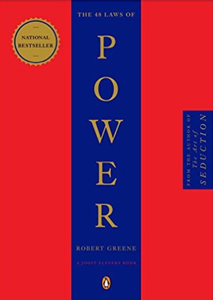 "Book Recommendation - ""48 Laws of Power"" by Robert Greene"