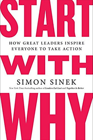 "Book Recommendation - ""Start with Why"" by Simon Sinek"