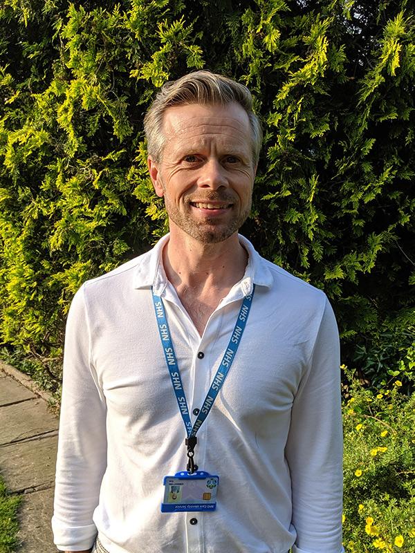 Managing Associate Partner, Tim Goldsbrough