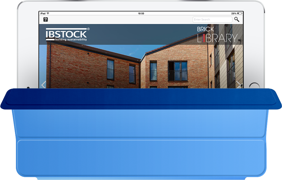 Ibstock iPad tease image