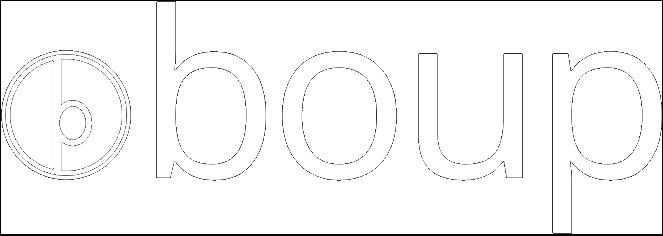 Boup Logo