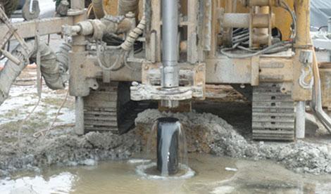 Water Drilling - DB Borrteknik Drillers Scotland
