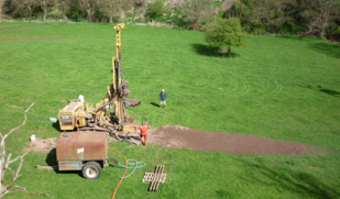Borehole Drillers Scotland - ideal for ground source heating, water wells & more