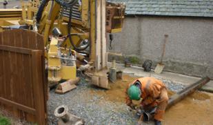 Borehole Drillers Scotland - Ground source heat pump installations