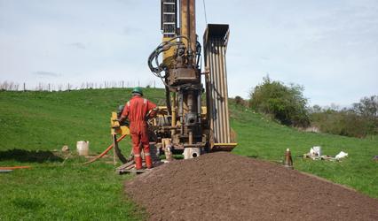 Water Well Contractor Scotland - DB Borrteknik
