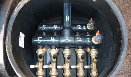 Ground Source Heat Pump Installers, ideal for RHI scheme - Borrteknik Drillers Scotland