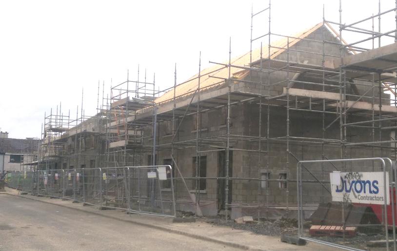 Derry Social Housing, Derry