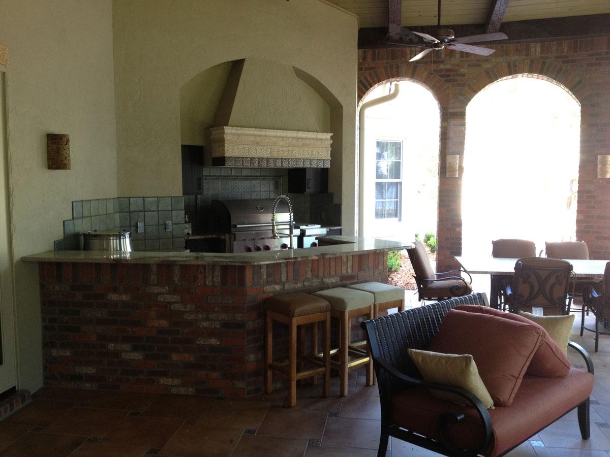 Summer & Outdoor Kitchens Jacksonville FL | Custom Grills