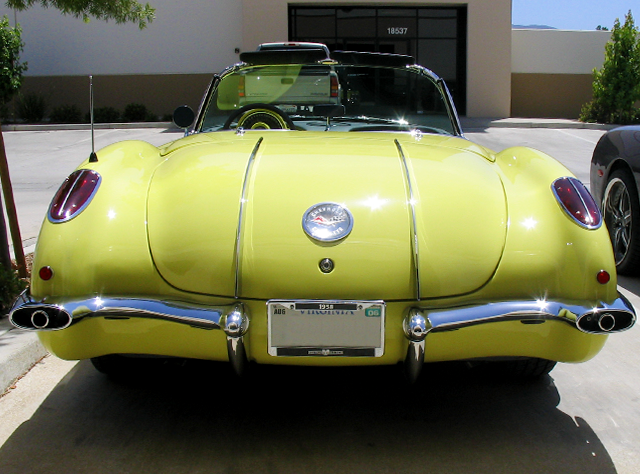 photo of a 1967 Chevy Corvette Vestris Vettes