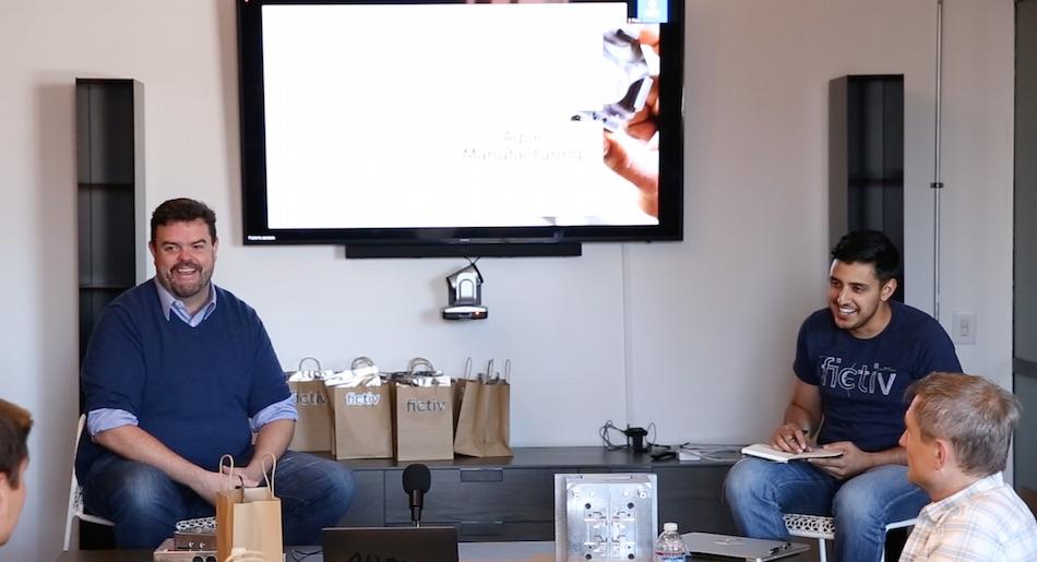 Fictiv's PVT to Ramp Production Workshop