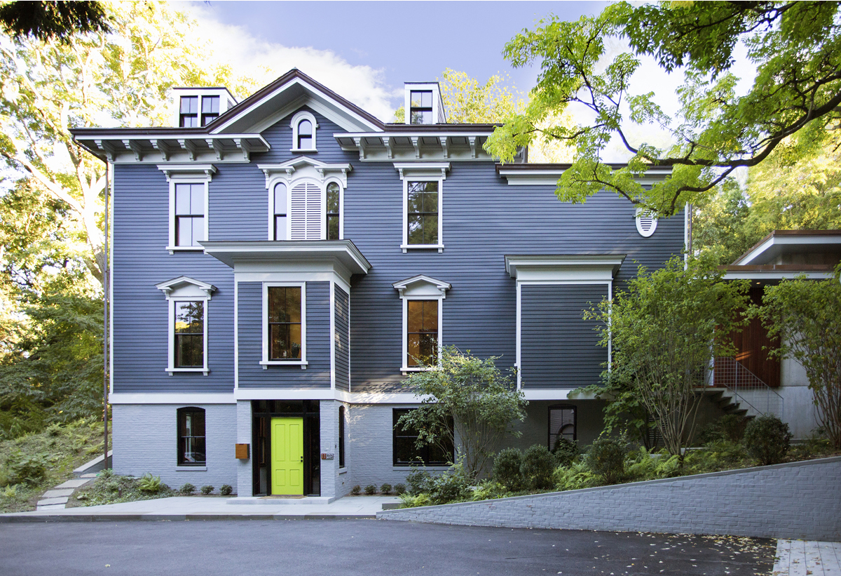 Boston Architects BUTZ + KLUG architecture, Brookline Renovation