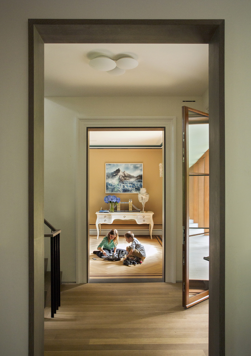 Boston Architects BUTZ + KLUG architecture, Brookline Renovation, Brookline Renovation