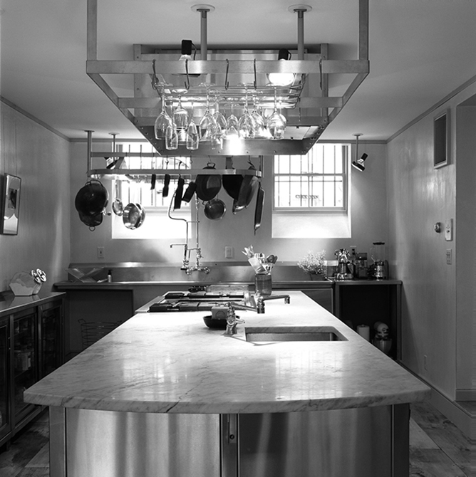 architecture, Boston, South End renovation Interior Kitchen