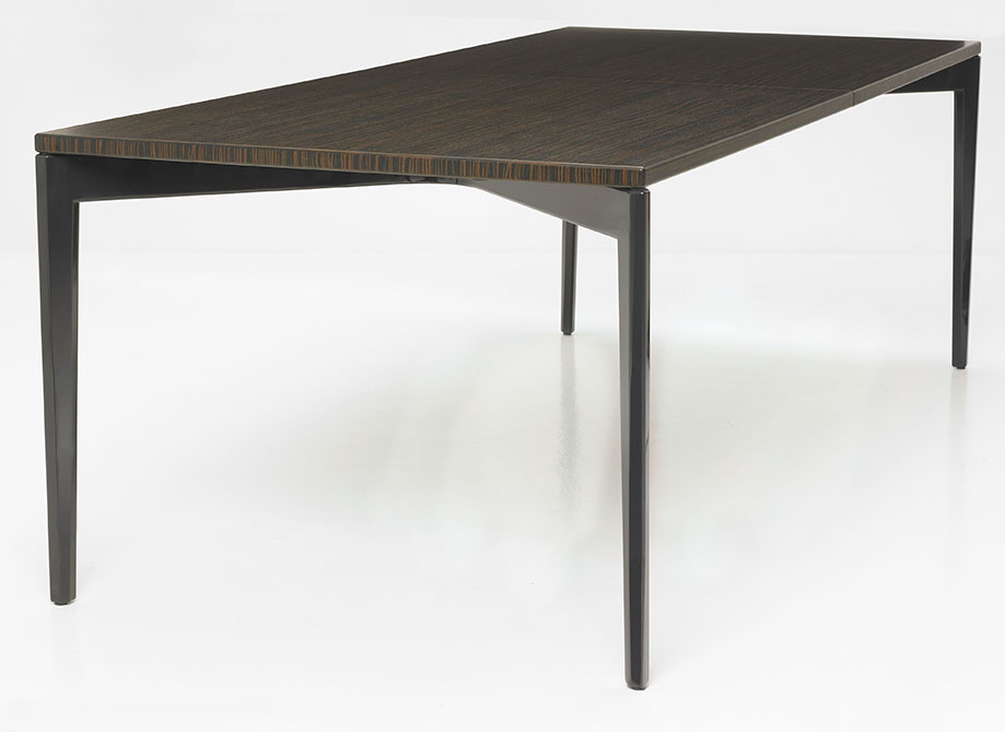 BUTZ + KLUG Architecture, Custom furniture, ebony table