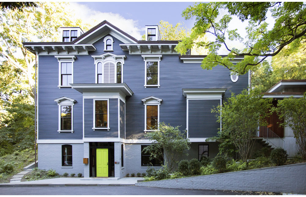 beautiful Brookline renovation. Boston renovation, passive house, energy efficient