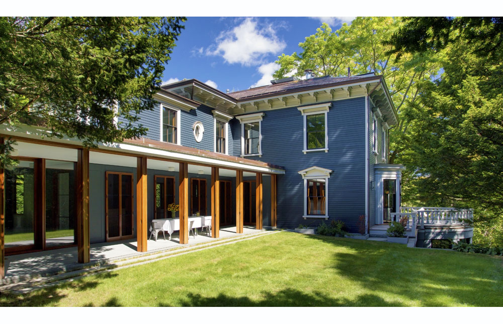 Beautiful brookline renovation, beautiful boston renovation, traditional and modern renovation, dining loggia
