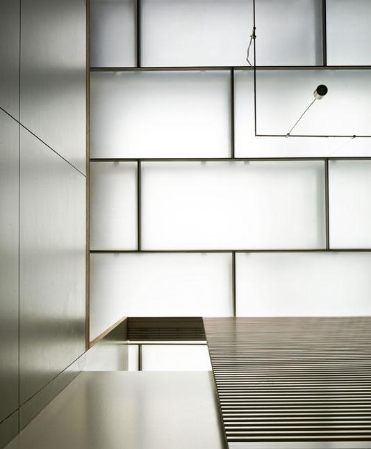 Boston Architects BUTZ + KLUG architecture Beacon Hill Atrium Skylight