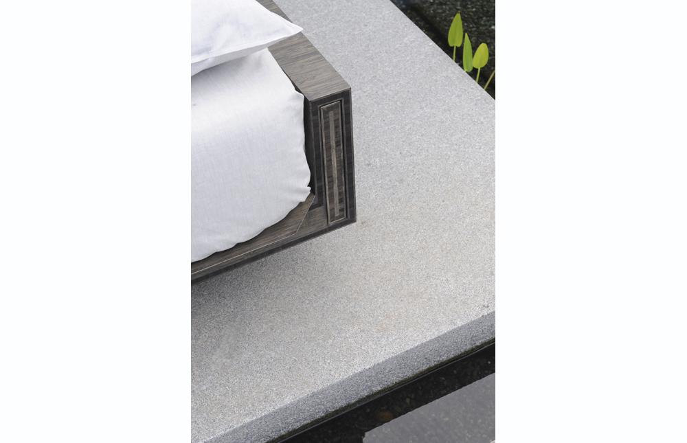 BUTZ + KLUG Architecture, custom furniture, bed+, detail