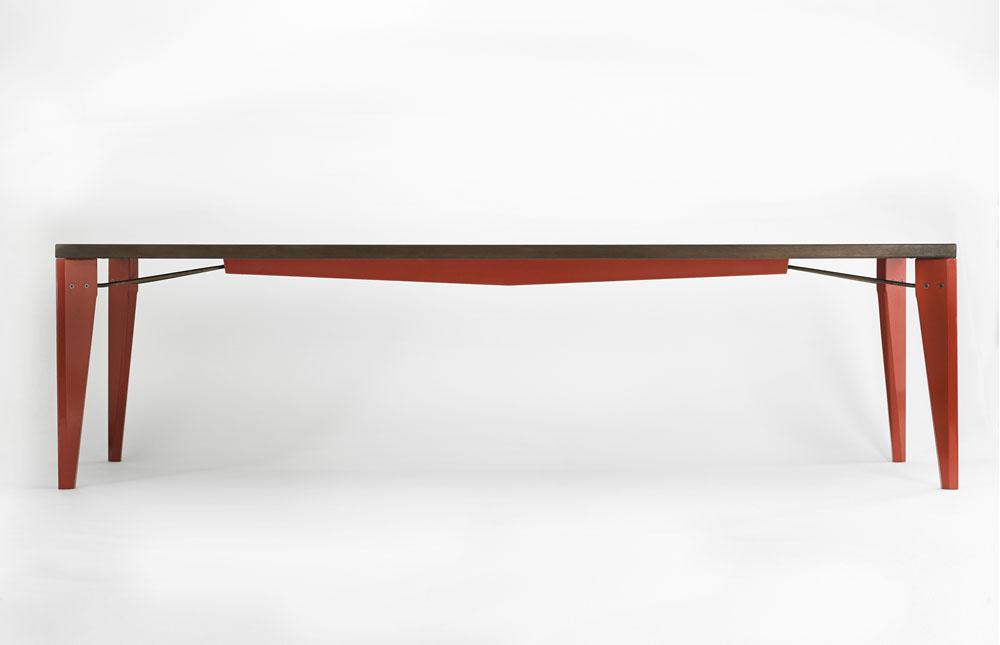 BUTZ + KLUG Architecture, custom furniture, taut table