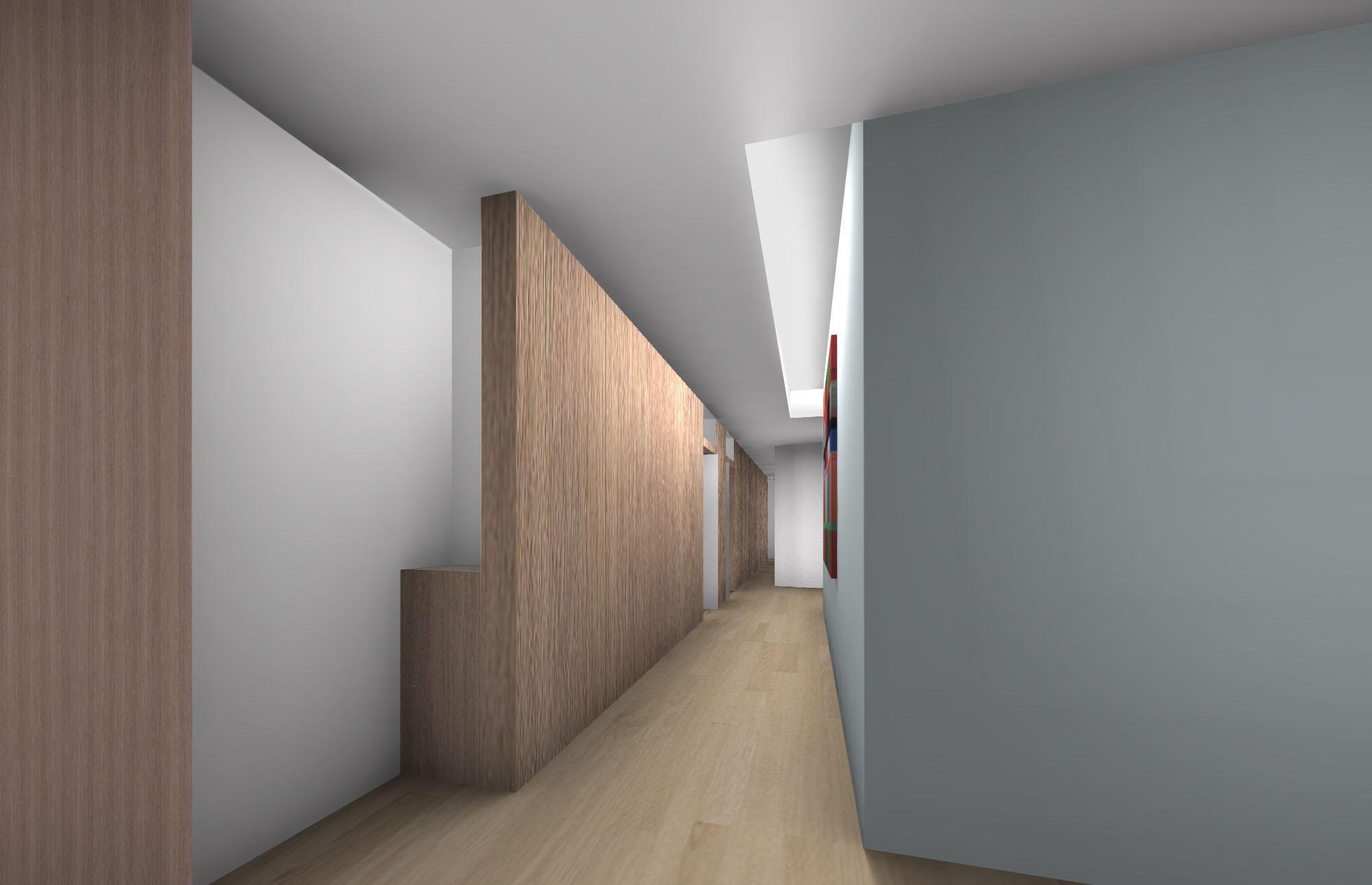 Boston Architects BUTZ + KLUG architecture Contemporary renovation Boston MA Mandarin Oriental